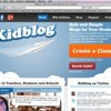 Kidblog Provides a Safe, and Free Online Forum for Student Writing