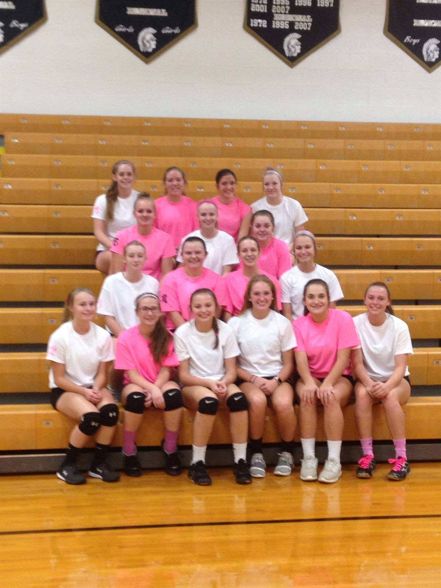 Pink Out 1