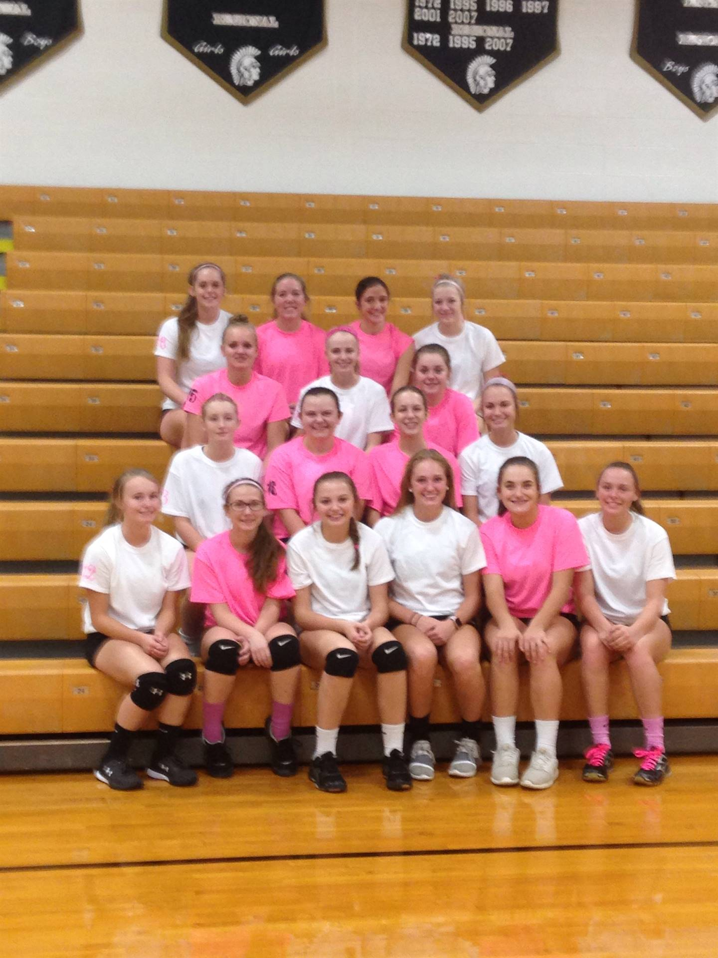 Pink Out 3