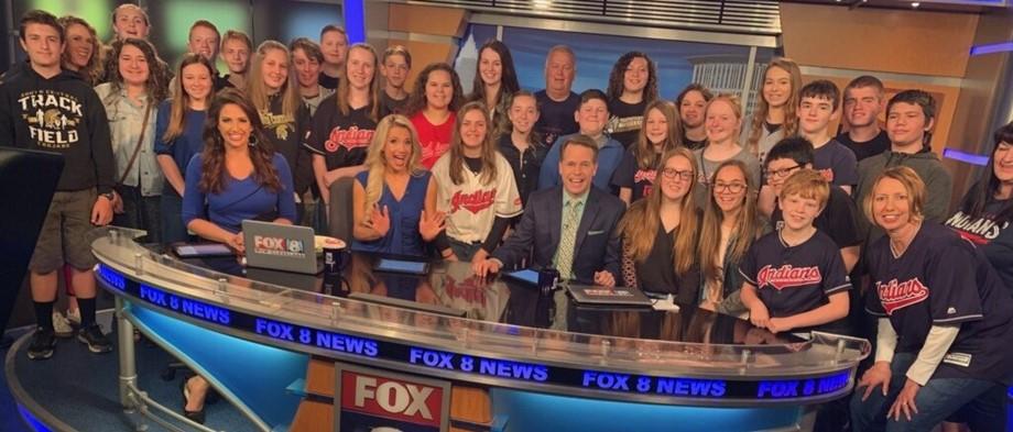 Fox 8 Visit